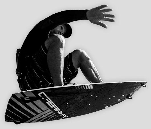 Aaron Smith - Earth Kitesurfing