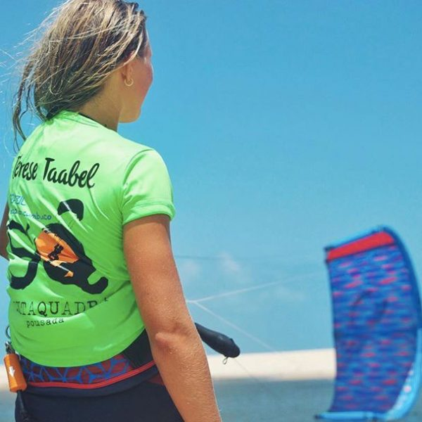 One Lesson - Earth Kitesurfing