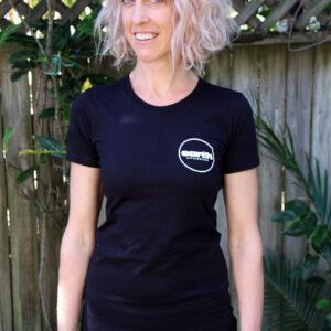 Womens Tee - Earth Kitesurfing