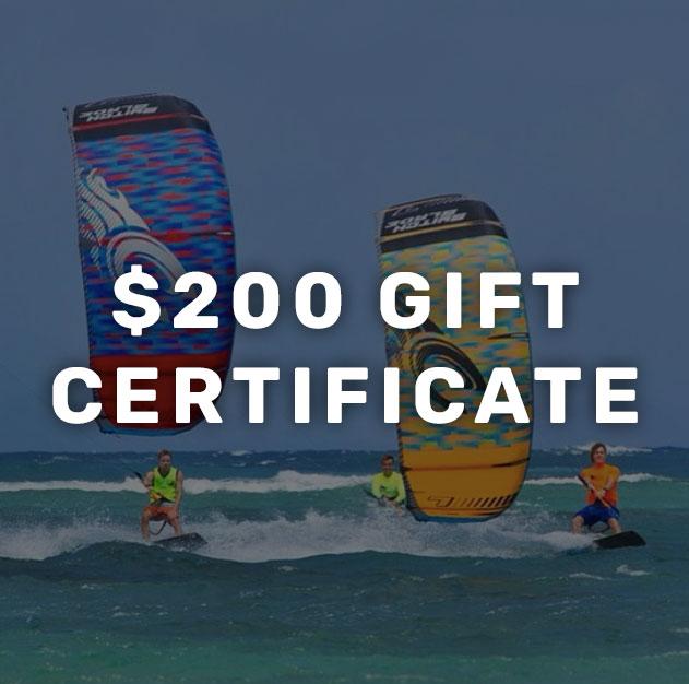 Gift Certificate - Earth Kitesurfing