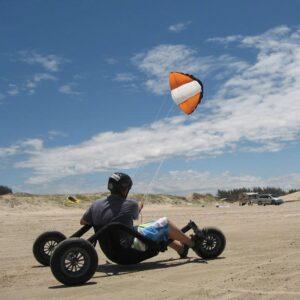 Kite buggy - Earth Kitesurfing