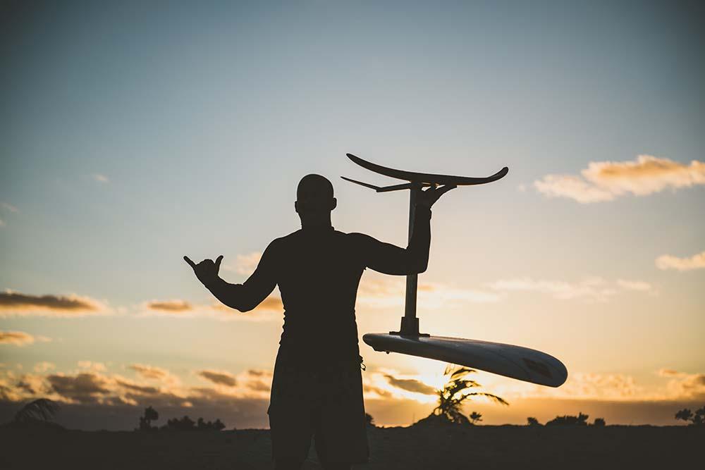 kitesurfing byron bay, kitesurfing lesson gold coast